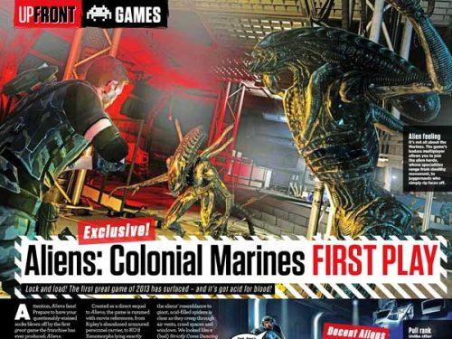 aliens, colonial marines, zoo