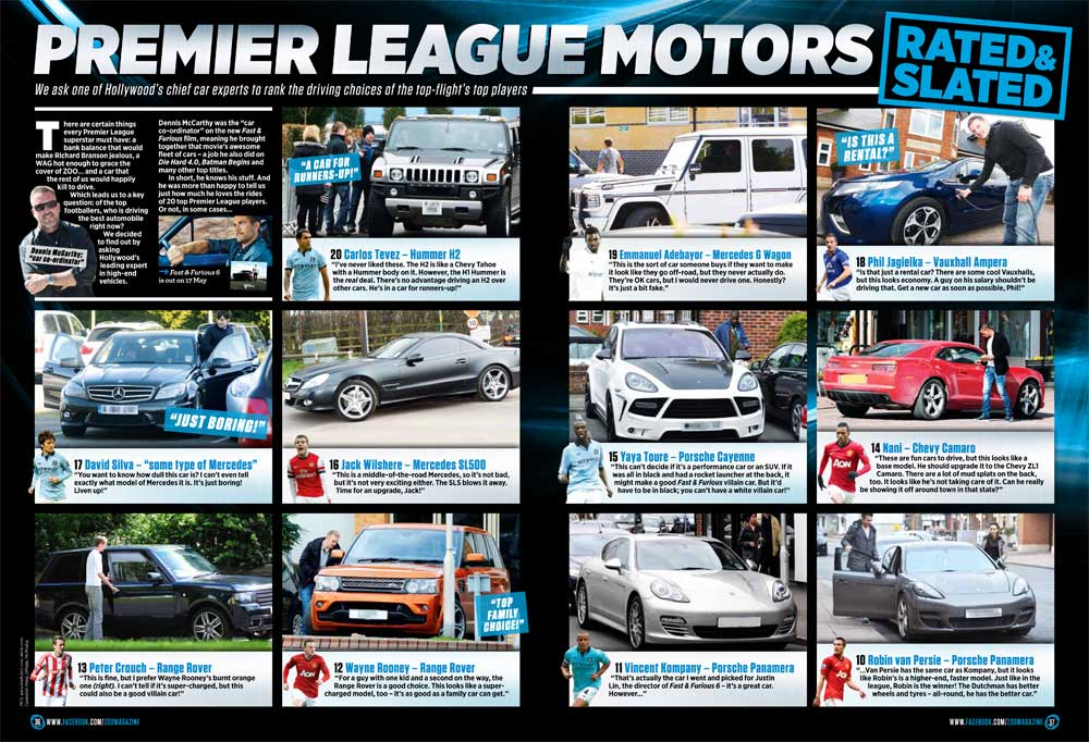 premier league motors zoo