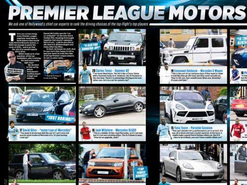 premier league motors