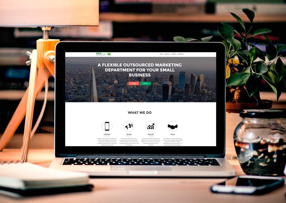 dax website